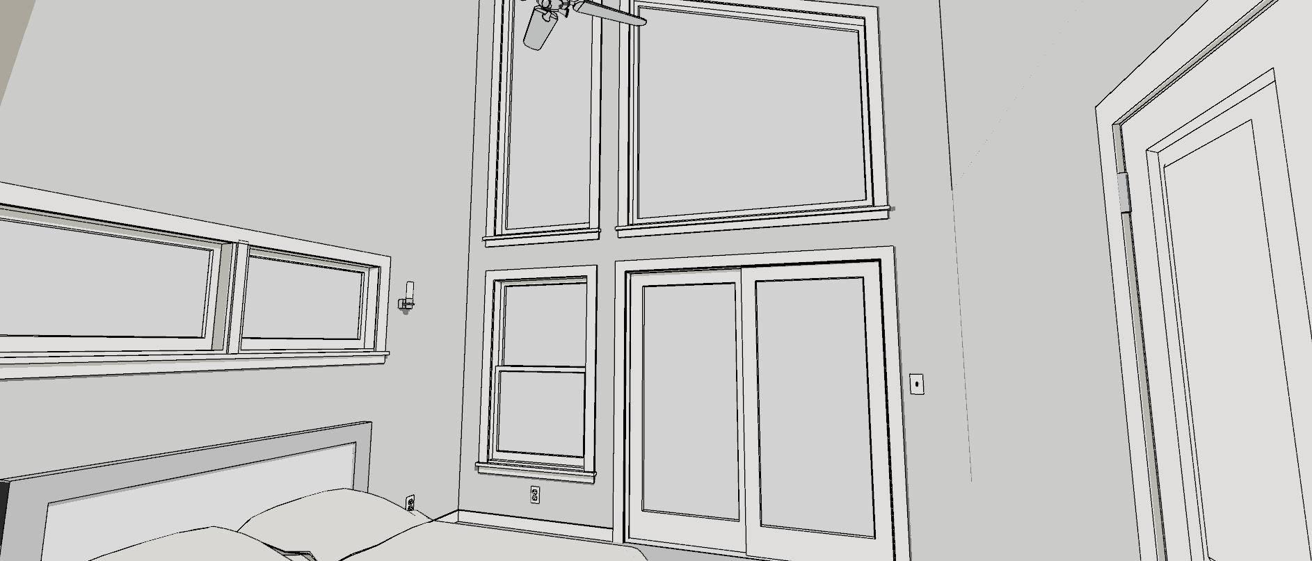 Des Moines Home Design 2D